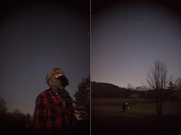 Photo Highlights from the Quadrantid Meteor Shower