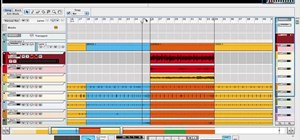 Create a comp from multiple takes in Propellerhead Record 1.5