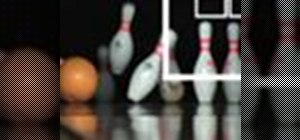 Keep score the right way in bowling