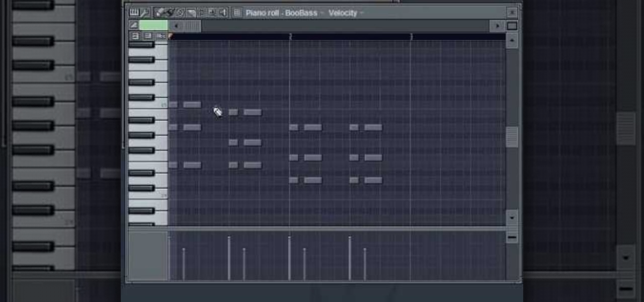 How to Make a simple but effective bassline in FL Studio « FL Studio