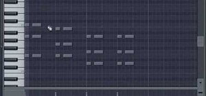 Make a simple but effective bassline in FL Studio