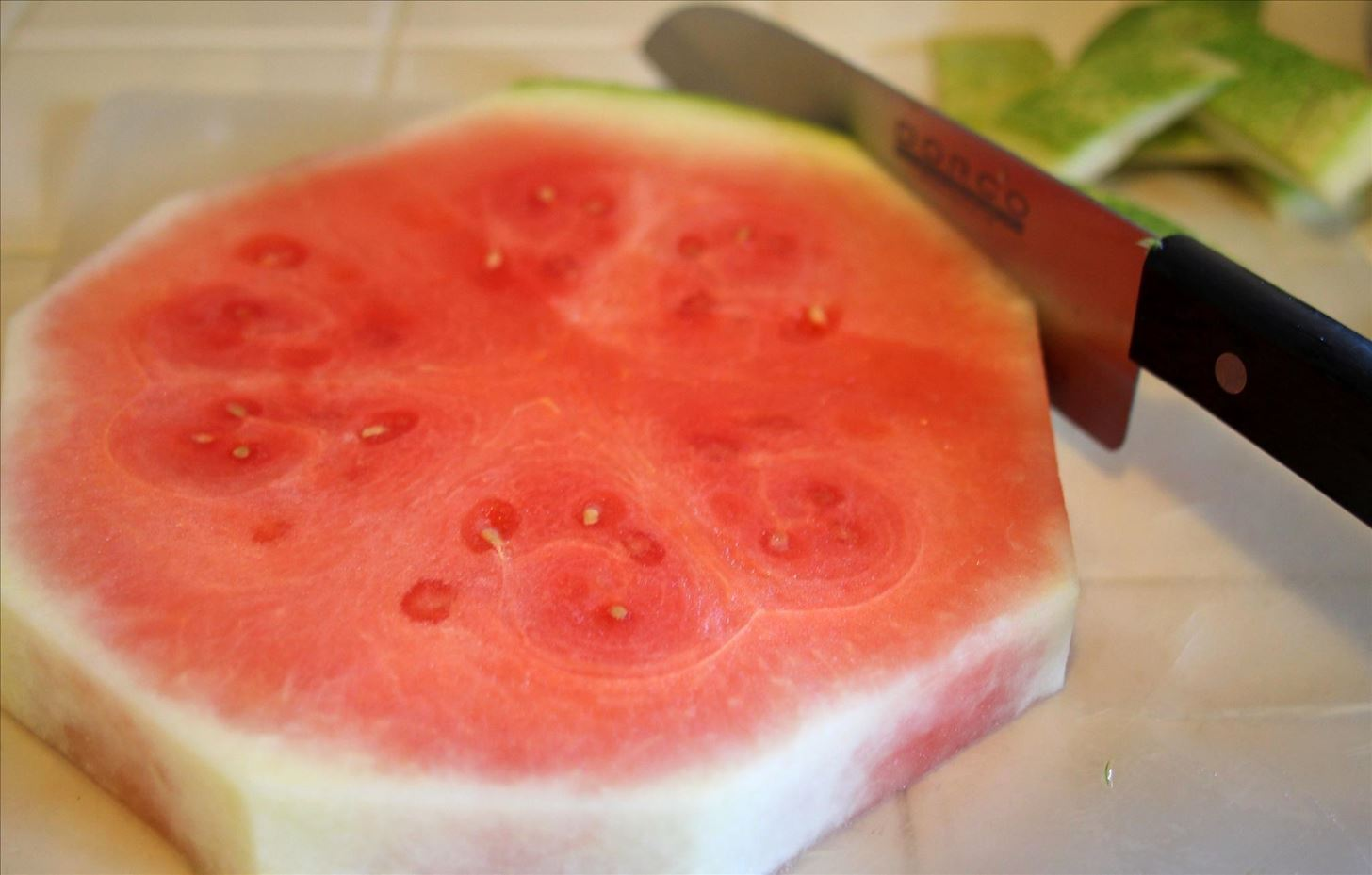 How to Make a Raw Watermelon Cake (Perfect for Summer)