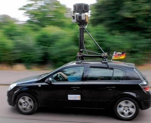 Prank the World: DIY Fake Google Street View Car