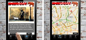 Looking for a Banksy Near You? There's an App for That