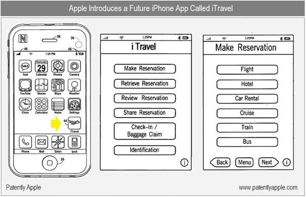 Apple iTravel to Eliminate Airport Torture
