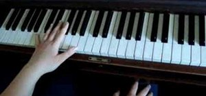 "Play ""Love Bug"" by the Jonas Brothers on the piano"