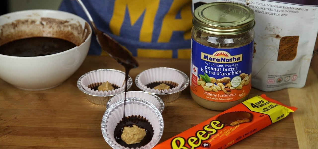 Make Vegan Reese Peanut Butter Cups