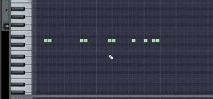 Humanize your drum patterns in FL Studio