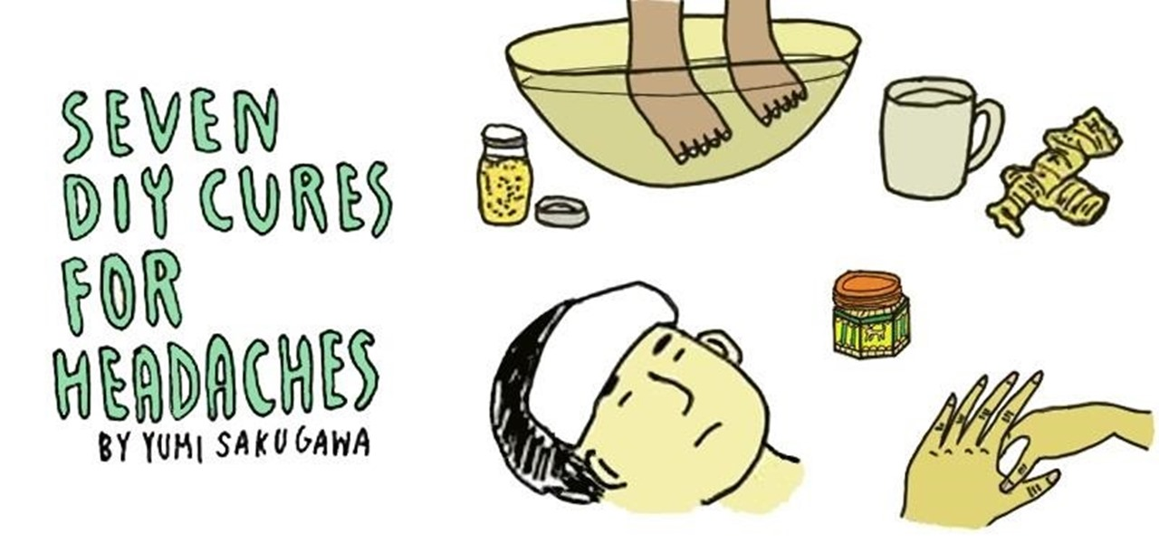 7 DIY Cures for Headaches