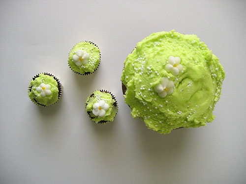 HowTo: Make Itty Bitty Cupcakes