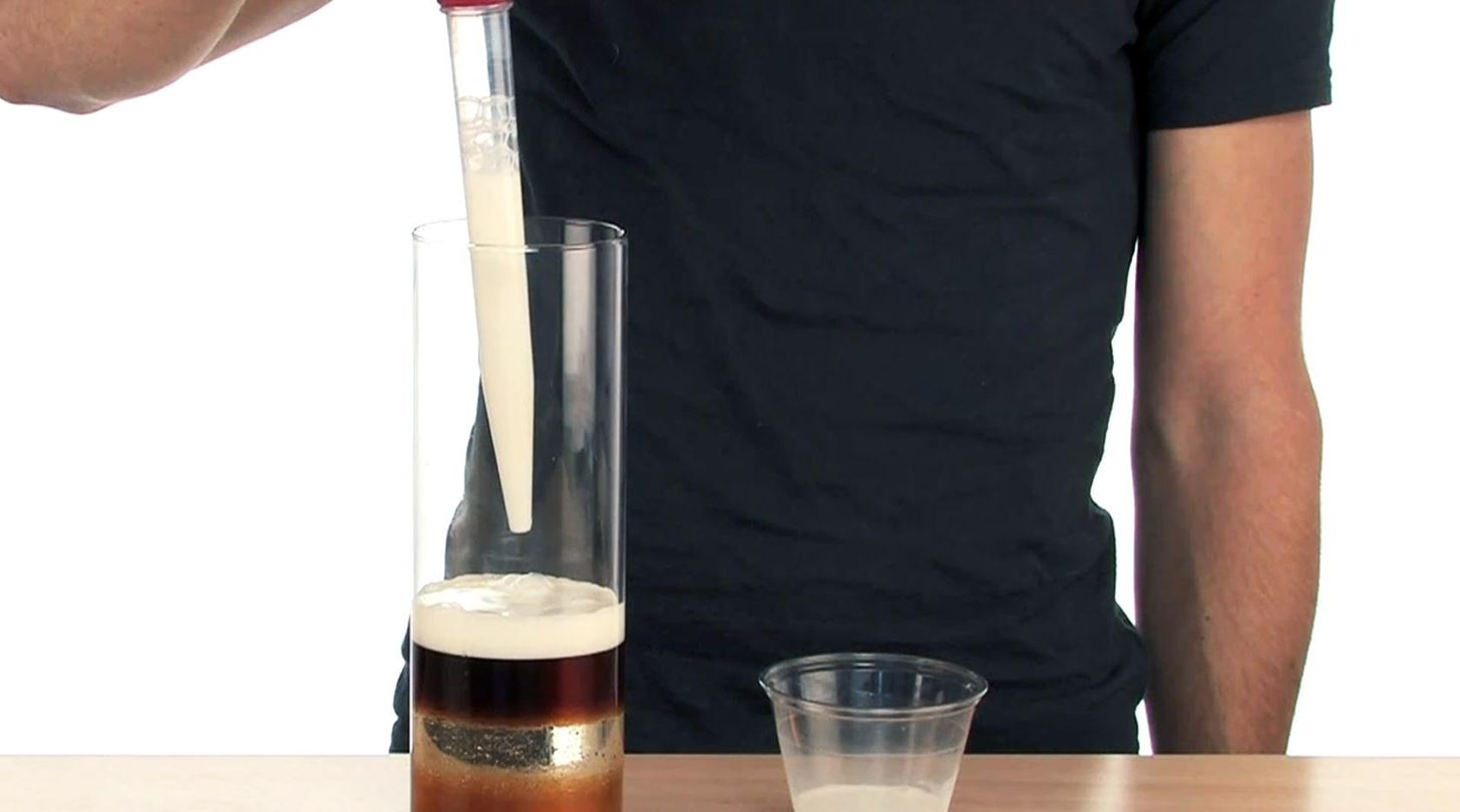 How to Make This Amazing 9-Layer Density Tower from Things Found in Your Kitchen