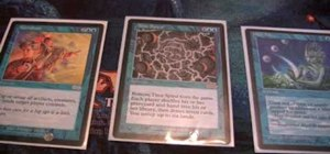 The Gathering EDH deck: Azami Wizzie Draw