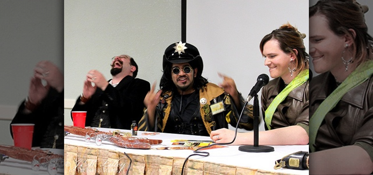 Prepare and Present a Panel at a Steampunk Convention