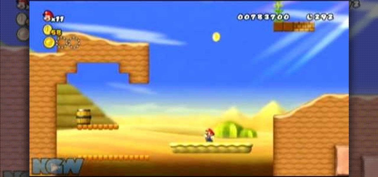 How To Collect All Three Star Coins In New Super Mario Bros Wii