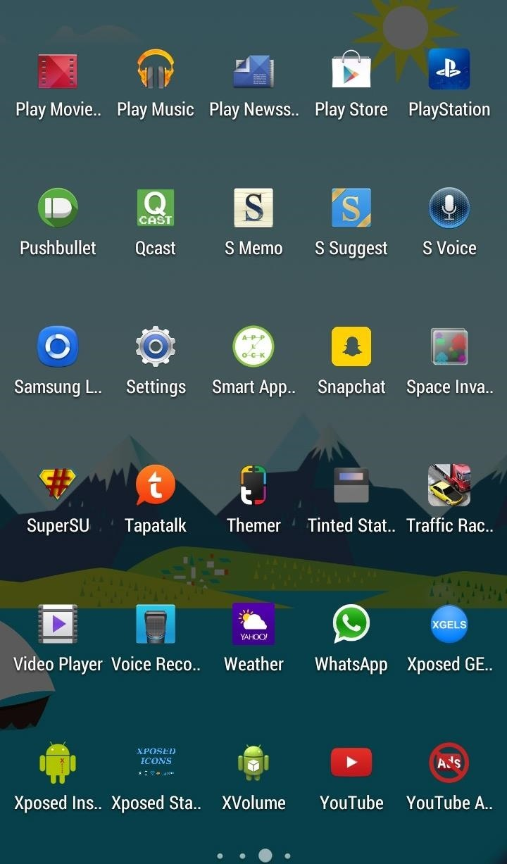 how to change your homescreen on google chrome