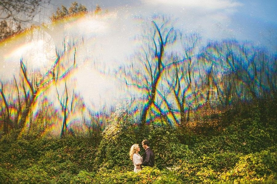 How to Add Rainbow Effects to Your Photos Using a Cheap Prism