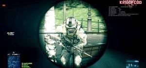 Be a good Sniper in Battlefield 3
