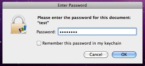 How to Password-Protect Files & Folders in Mac OS X (Snow Leopard)