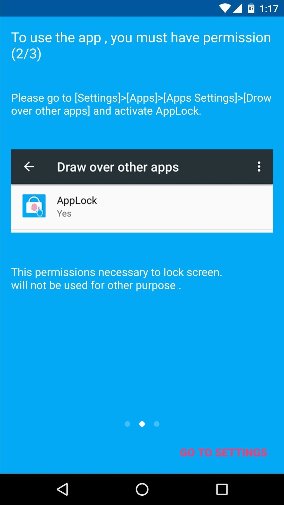 How to Lock Any App with a Fingerprint on Android Marshmallow