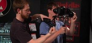 Install and set up a Red Camera DSLR Gunstock Shooter
