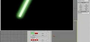 Create laser blasts in 3ds Max 9