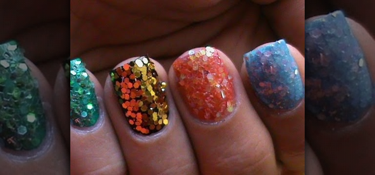 Do Sequin Nails