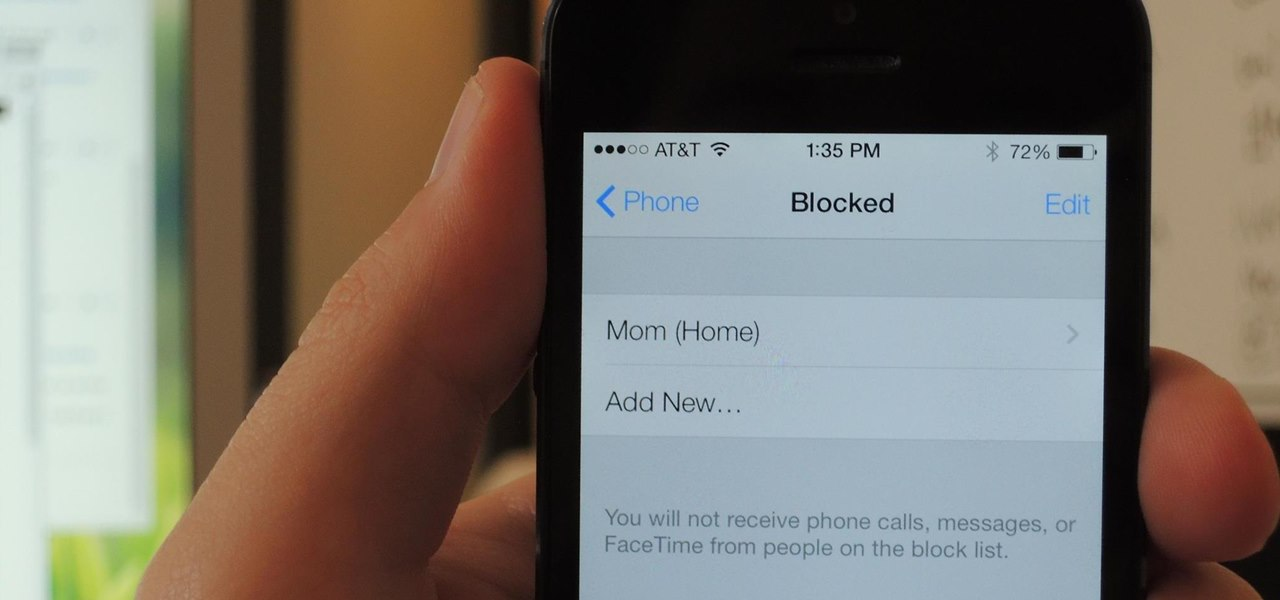 how to block phone number when texting