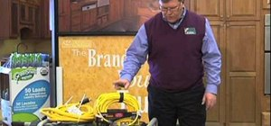 Use a portable generator to keep your home powered in an emergency