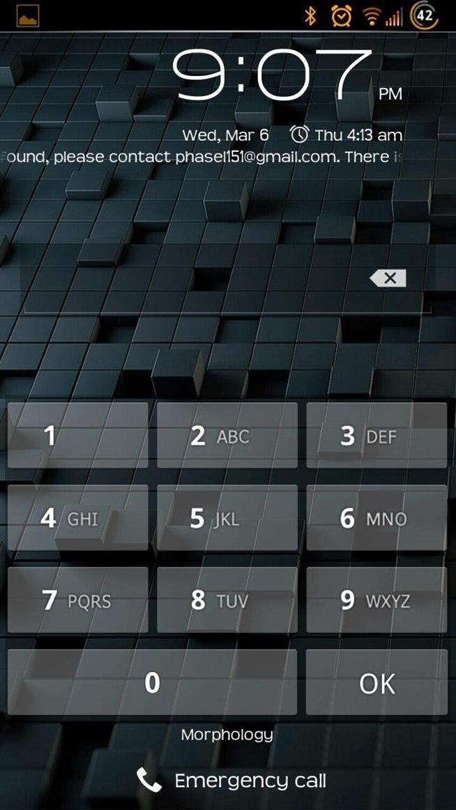 Can You Screenshot Your Lock Screen On Galaxy S3