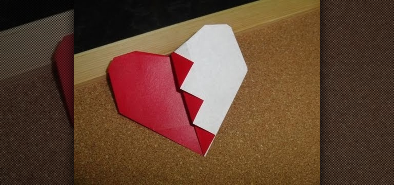 valentines day heart origami quotes
