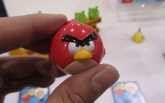 Rovio Partners with Mattel to Release Angry Birds Board Game