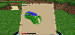 Make a map and a hatch in Minecraft 1.6.2