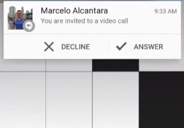 how to get pop up notifications on android