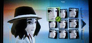 Make an XBox 360 Avatar in the likeness of Michael Jackson