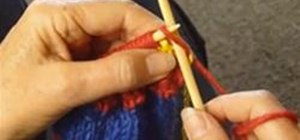 Knit the Moss Stitch