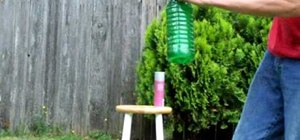 Make a jet engine out of a bottle