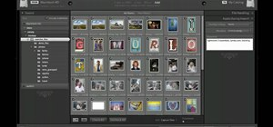 Add & import photos from a folder in Lightroom 3