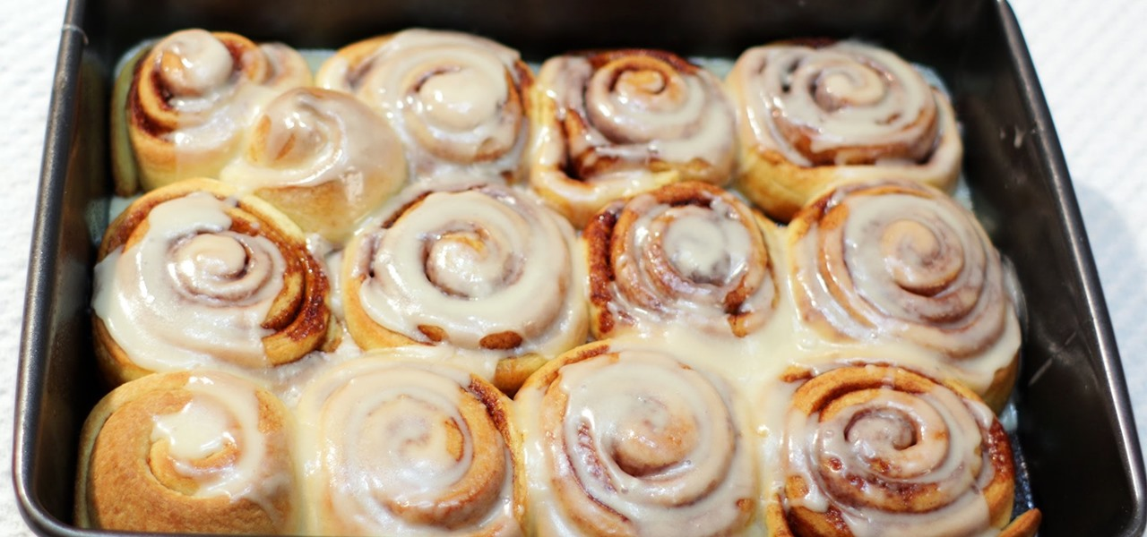 Make Amazing Cinnamon Rolls from Scratch