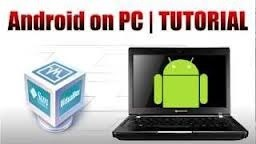 How to install Android OS on a PC Using VirtualBox