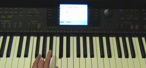 "Play ""California Gurls"" by Katy Perry on piano"