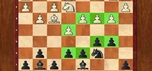 Use a dual fianchetto move in chess