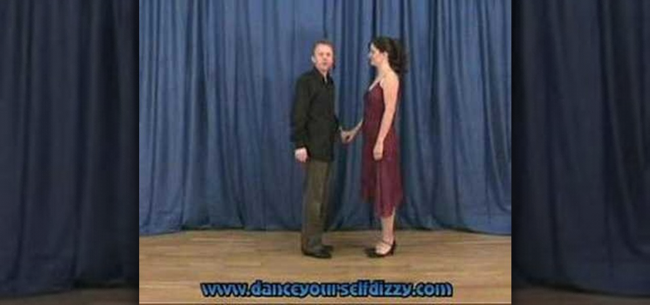 how to dance the jive for beginners