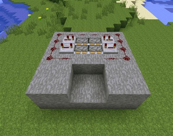 Stop Minecraft Looters Dead in Their Tracks: How to Build a Hidden Passageway
