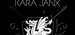 Make simple fabric flowers with Kara Janx