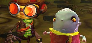 Double Fine Improves the Psychonauts Meat Circus!