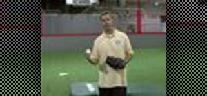 Throw an eephus pitch in baseball