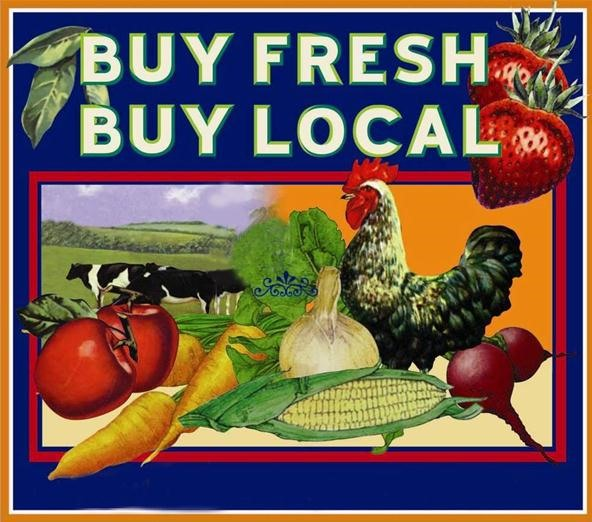Find Local Food!