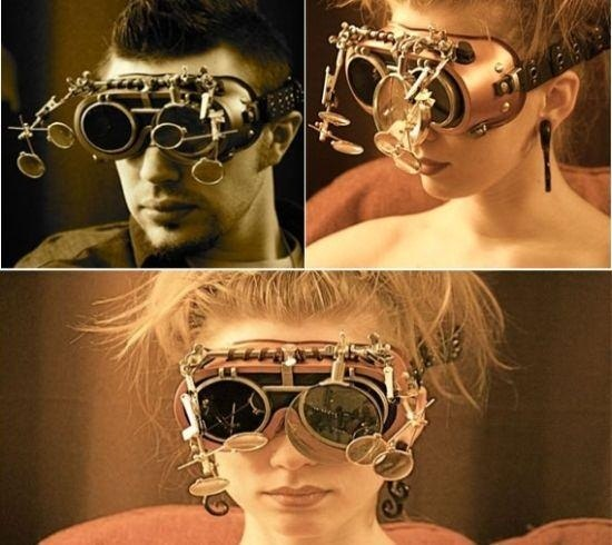 6 Mind Blowing Ways To Wear Your Steampunk Goggles