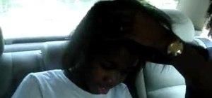 Cornrow hair