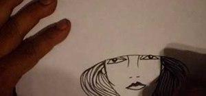 Draw a cholita